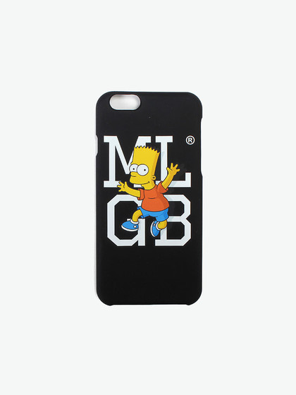 npc mlgb x simpson辛普森iphone6手机壳