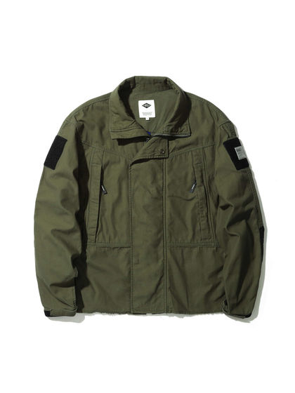 MADNESS|MADNESS|男款|夾克|MADNESS PATCHED HIGH COLLAR PARKA