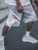PRBLMS|PRBLMS|男款|短裤|PRBLMS 19SS 多色拼接运动沙滩短裤