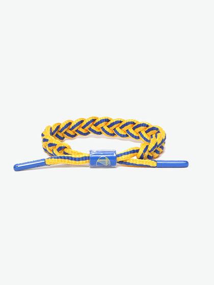 RASTACLAT|男款|首飾|RASTACLAT  NBA限定 WARRIORS HOME 金州勇士款 編織手繩