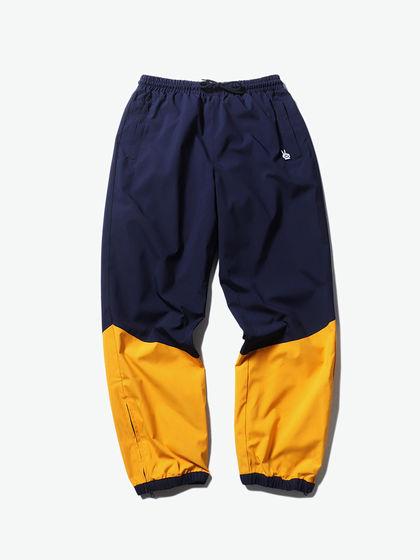 AKOP.|男款|休閑褲|AKOP. 拼接束腿運動褲