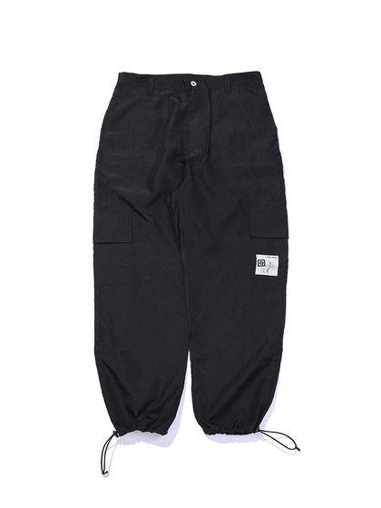 HuAngle|HuAngle|男款|休閑褲|HuAngle 輕薄束腳工裝褲