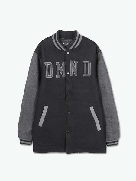diamond|Diamond SUPPLY CO.|男|夹克|Diamond SUPPLY CO.拼色棒球夹克
