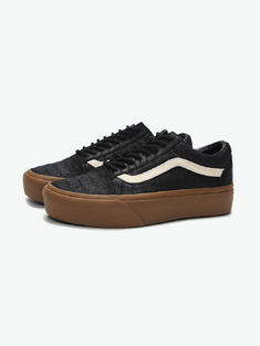 VANS|女|休闲/运动鞋|VANS CL Old Skool Platform