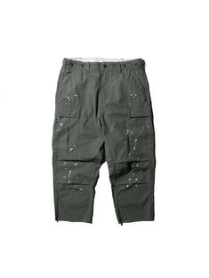 MADNESS|男|MADNESS CROPPED ARMY PANTS