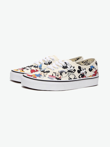 VANS|VANS|男款|运动鞋|VANS Authentic【MICKEY'S 90TH BDAY】