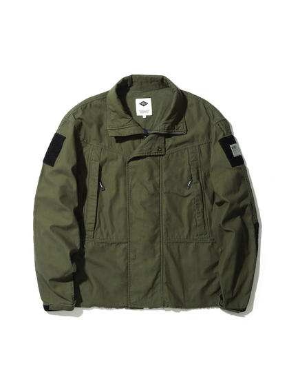 MADNESS|MADNESS|男款|夹克|MADNESS PATCHED HIGH COLLAR PARKA