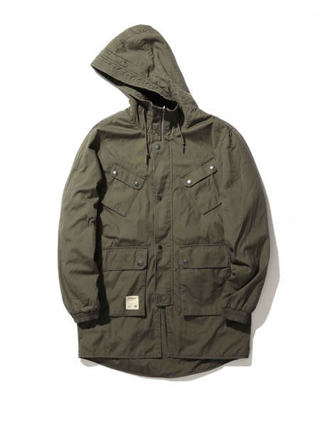 MADNESS|MADNESS|男|大衣|MADNESS REVERSIBLE ECWCS PARKA MODIFIED