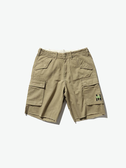 MADNESS|MADNESS|男款|短裤|MADNESS MDNSFIFTH ARMY SHORT PANT