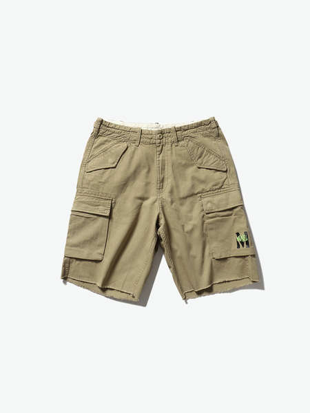 MADNESS|MADNESS|男|短裤|MADNESS MDNSFIFTH ARMY SHORT PANT