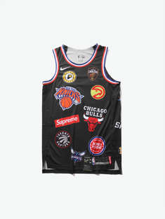 GOODS HUNTER|男|女|Supreme X NikeX NBA Teams Authentic 联名背心
