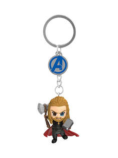 HOT TOYS|男|女|HOT TOYS  《复仇者联盟4: 终局之战》COSBABY  Figure Keychain - Thor
