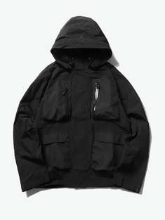 John Elliott|男|John Elliott  High Shrunk Nylon Parachute Jacket
