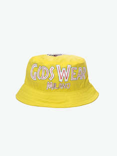 GCDS|男|GCDS FISHERMAN PARK HAT 04 YELLOW